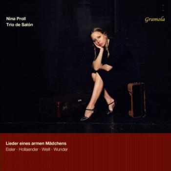 Lieder eines armen Mädchens (Nina Proll)