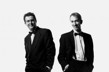 Bernd Lhotzky Chris Hopkins Piano Duo